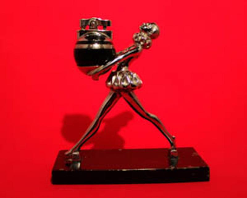 Ronson Ballerina Lighter