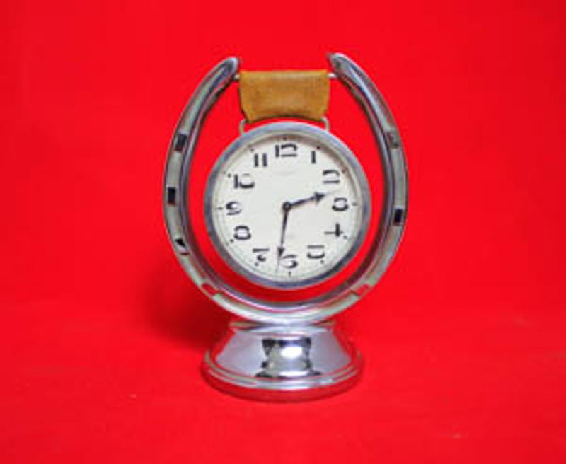 Swaine & Adeney clock