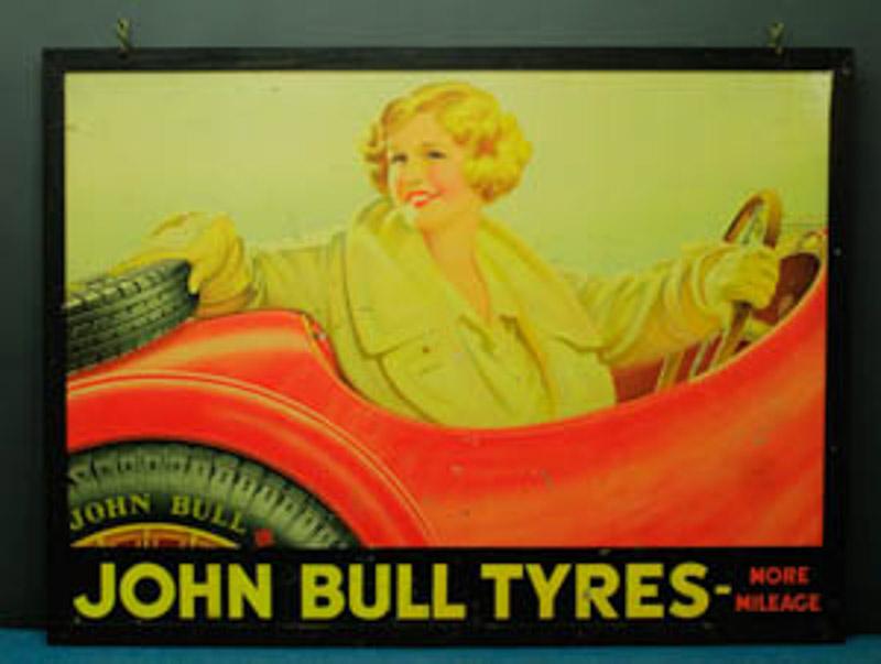 John Bull Tyre Advert