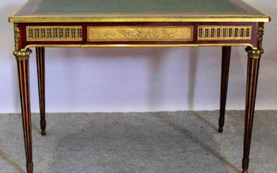 Marie Antoinettes bureau plat by Holland & Sons